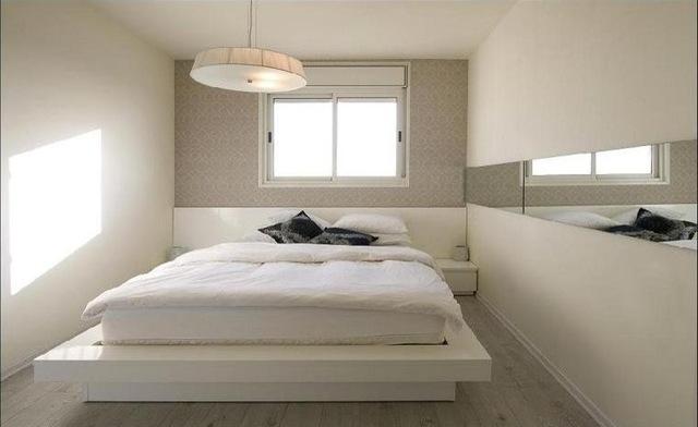 diy platform bed small bedroom ideas