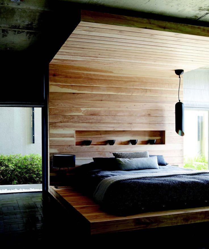 Чем хороша кровать подиум