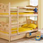 Двухъярусные кровати для детей, какие будут лучше