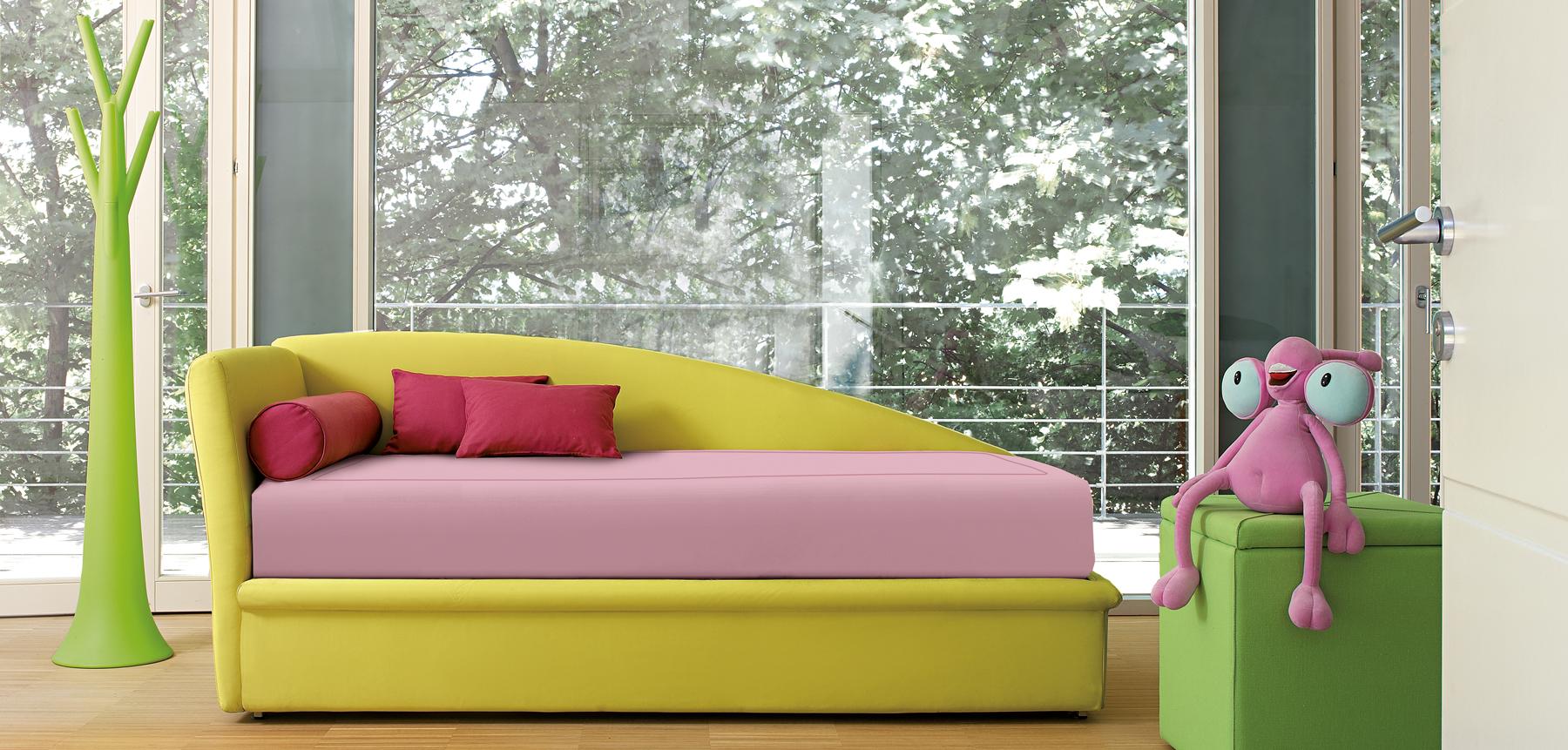 Детская кровать кушетка