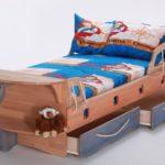 Варианты детских кроватей и фото готовых вариантов