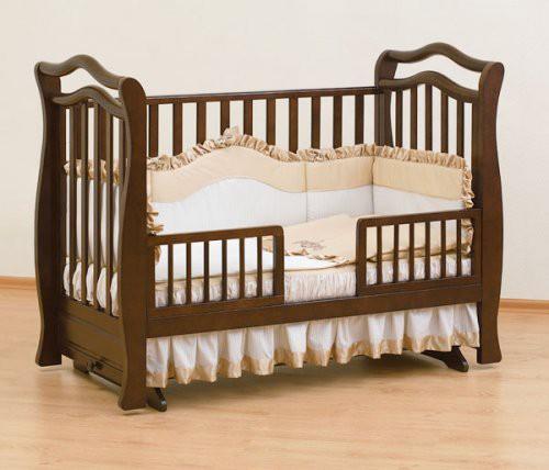 Детская кроватка - маятник или качалка