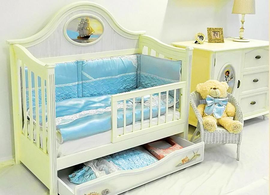 Детские кровати - царство сладких снов