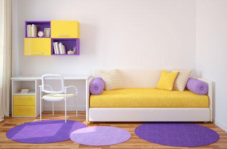 Детский диван - выбираем спальное место для малыша