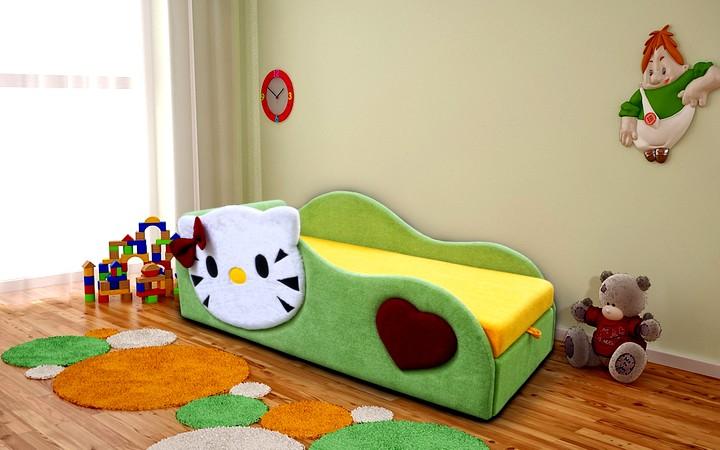 Диван кровать для девочки