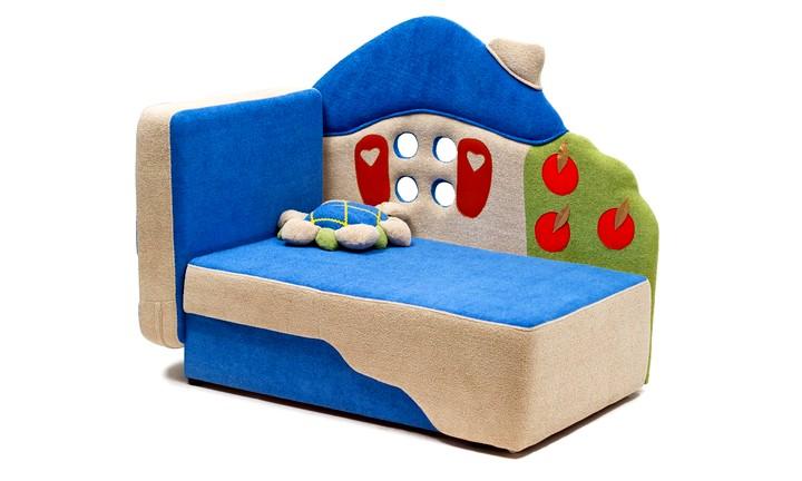 Диван кровать домик