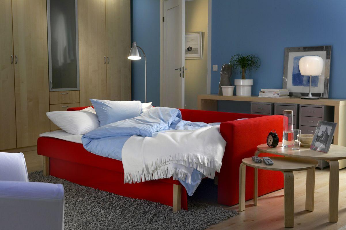 Диван, кушетка и двуспальная кровать