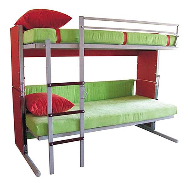 Дизайн комнаты кровать диван