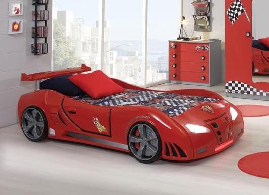 Для чего ребенку детская кровать машина