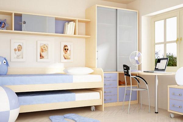Достоинства выдвижных кроватей