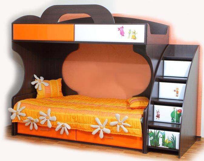 Двухъярусная кровать для детей - как выбирать