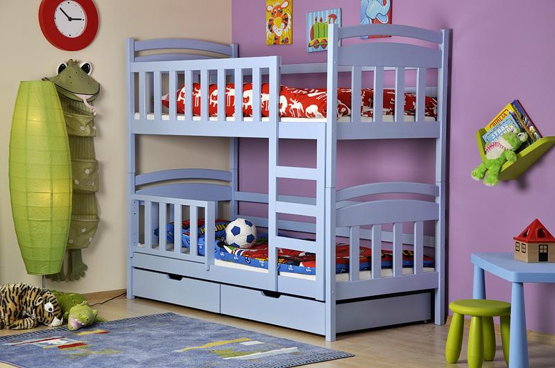 Двухъярусная кровать и малыш. Правила безопасности