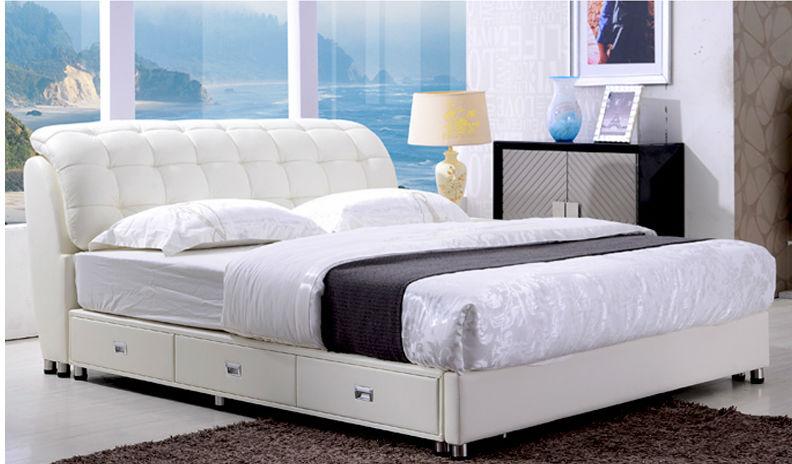 Шикарные кровати двуспальные