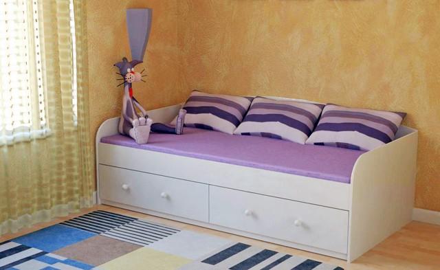 Фото детской кровати для школьника