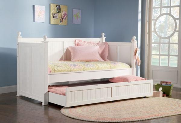 Фото пример выдвижной кровати