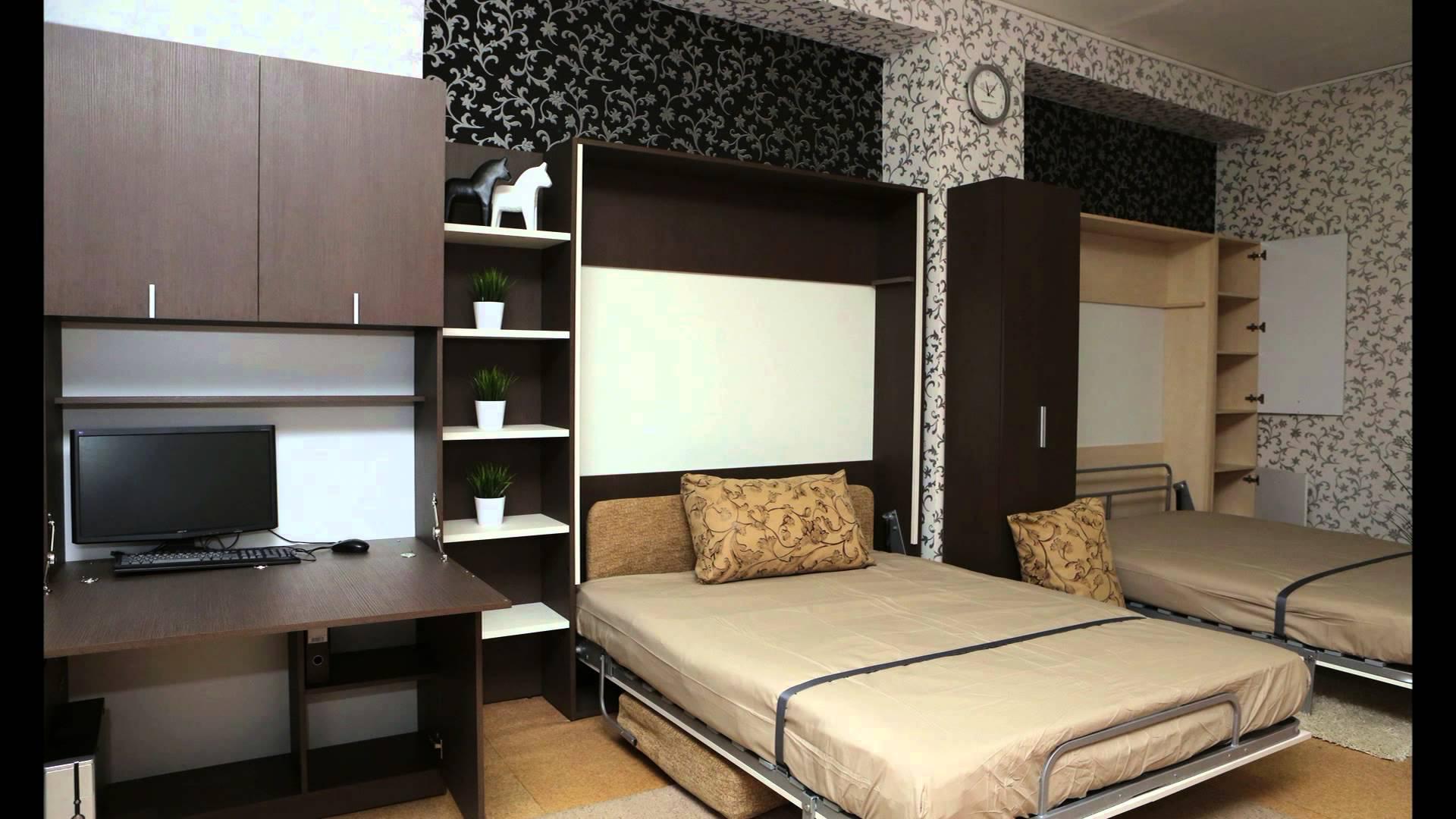 Функциональность шкафа кровати