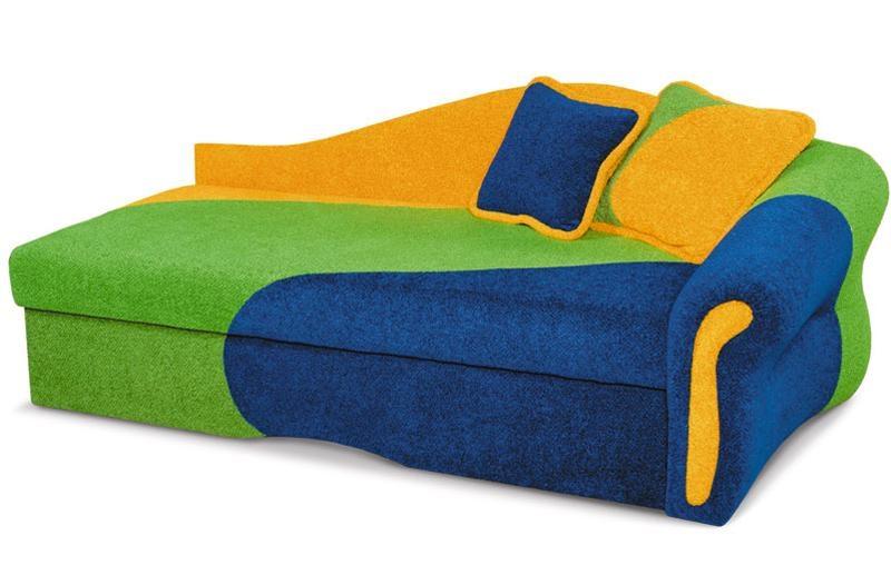 Функциональный диван в детскую