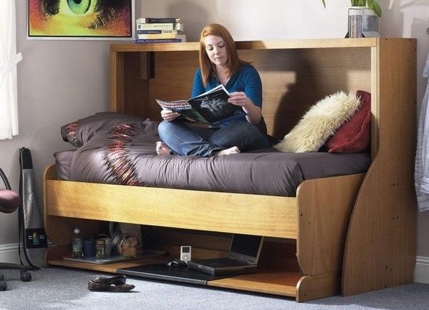 Функциональный стол кровать