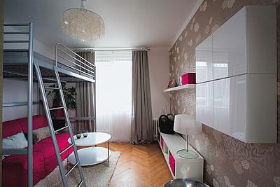 Идея для квартиры студии