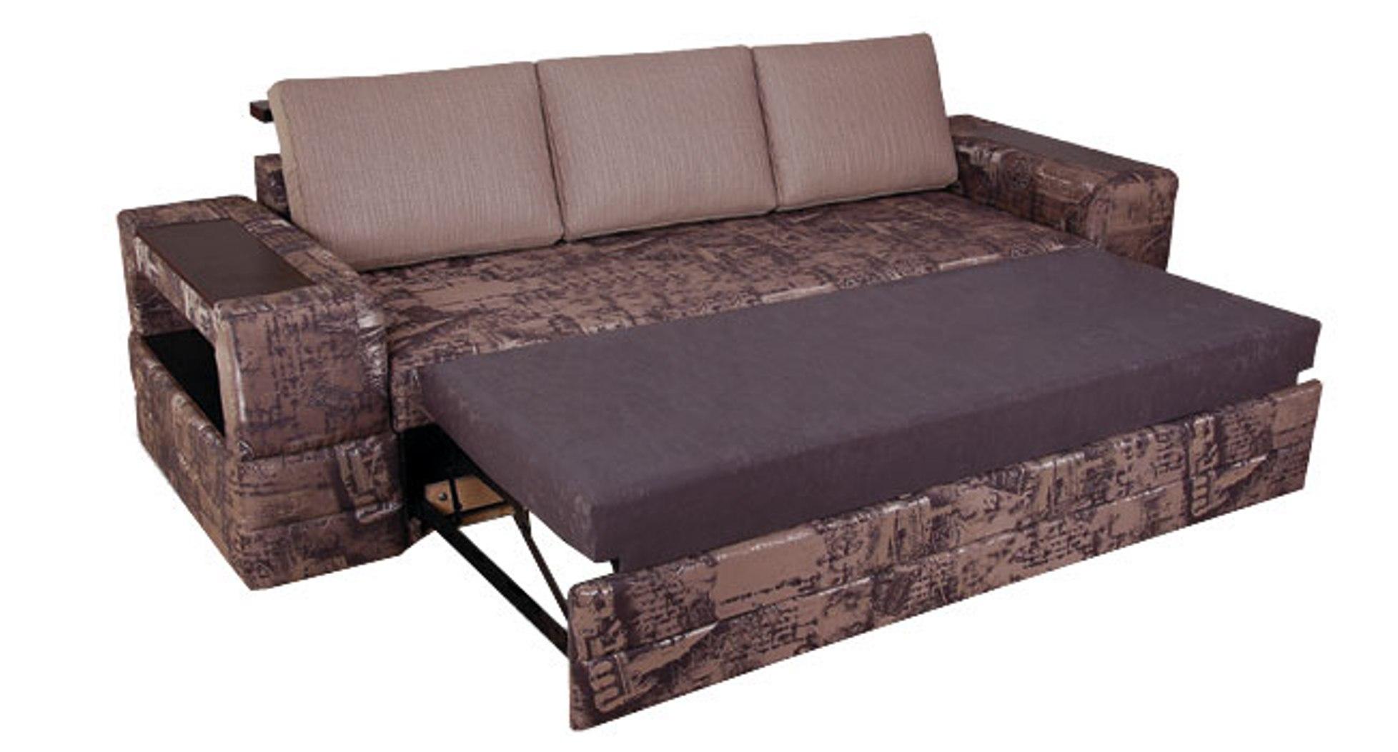 Качественный диван с механизмом дельфин