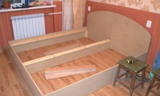 Как сделать из двух кроватей одну двуспальную