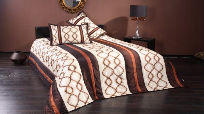 Как шить покрывала для кроватей
