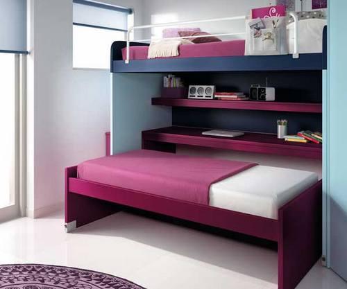 Как выбрать мебель трансформер для двоих детей
