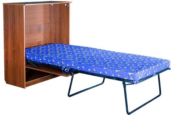 Как выглядит тумба кровать