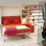 Какие бывают кровати трансформеры для малогабаритных квартир