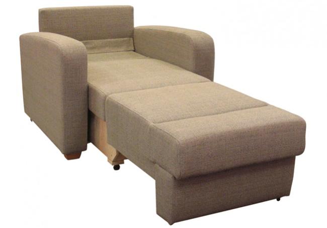 Классическое кресло кровать