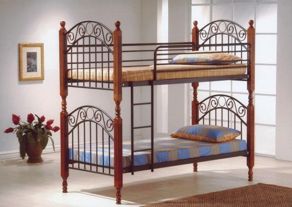 Комбинированная детская кровать