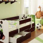 Обзор моделей детских кроватей от 3 лет