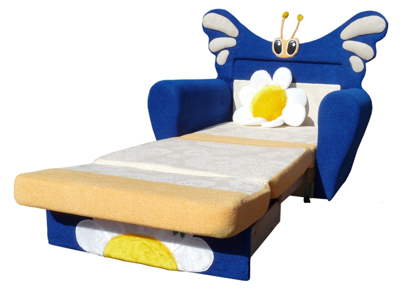 Кресло кровать для ребенка