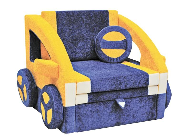 Кресло кровать машина