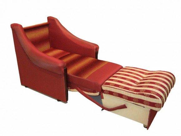 Кресло кровать выкатное