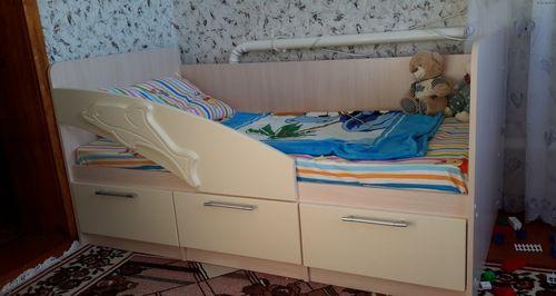 Кровать дельфин для детской