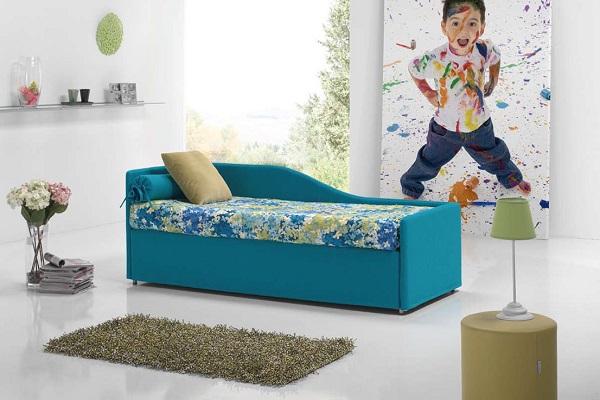 Кровать дельфин в интерьере детской