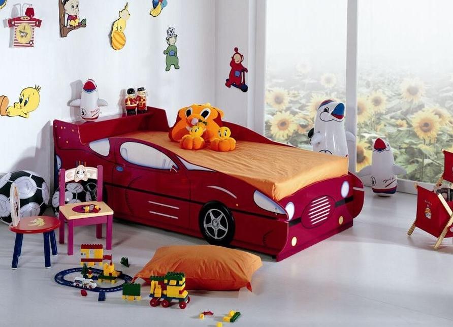 Кровать для маленького мальчика