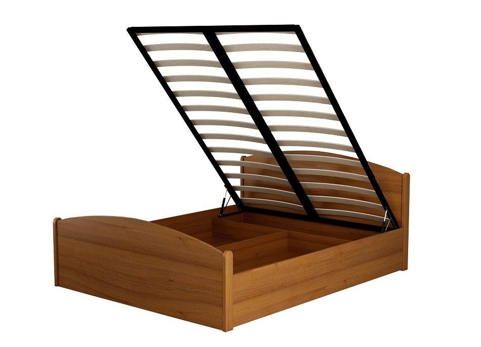 Кровать из ДСП с подъемным механизмом