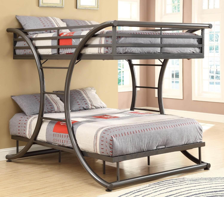 Кровать из металла для детей от 3 лет