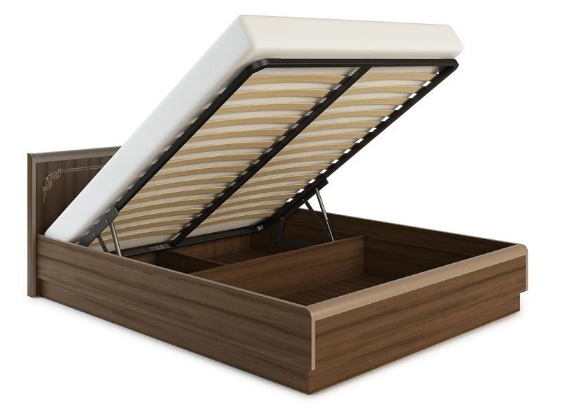 Кровать с подъемным механизмом из МДФ