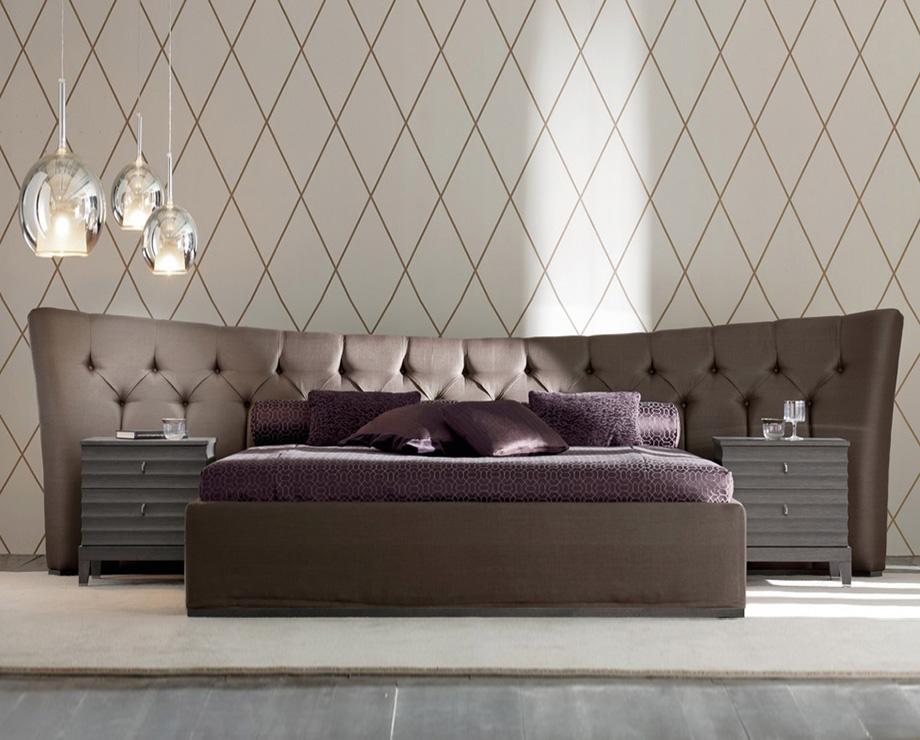Кровать с приставным изголовьем