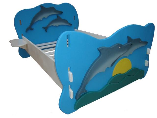Кровать с реечным основанием