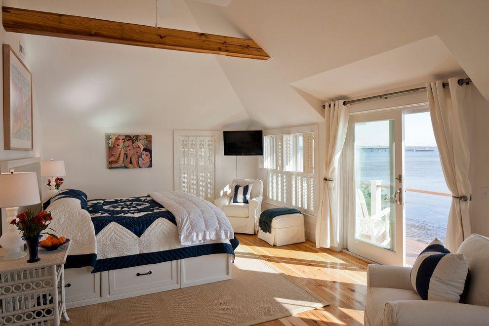 Кровать с ящиками, подобранная под цвет интерьера