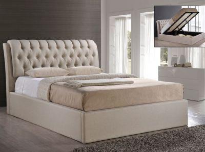 Кровать в сложенном и разложенном виде