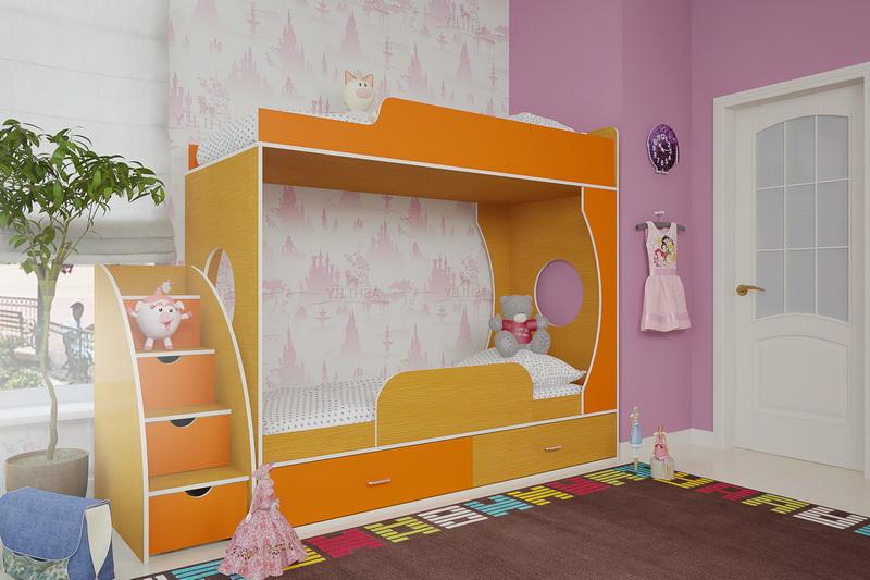 Кровати для детей от 3 лет