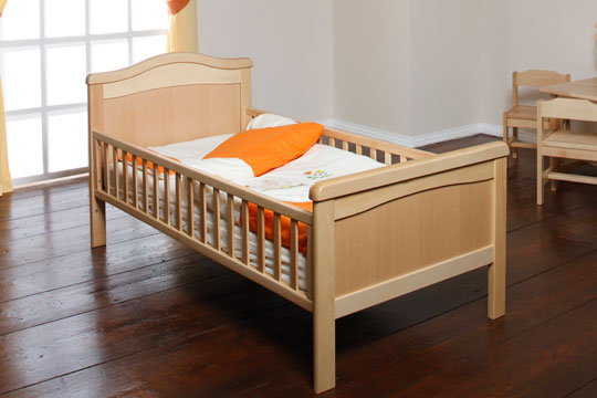 Кровати подростковые с бортиком