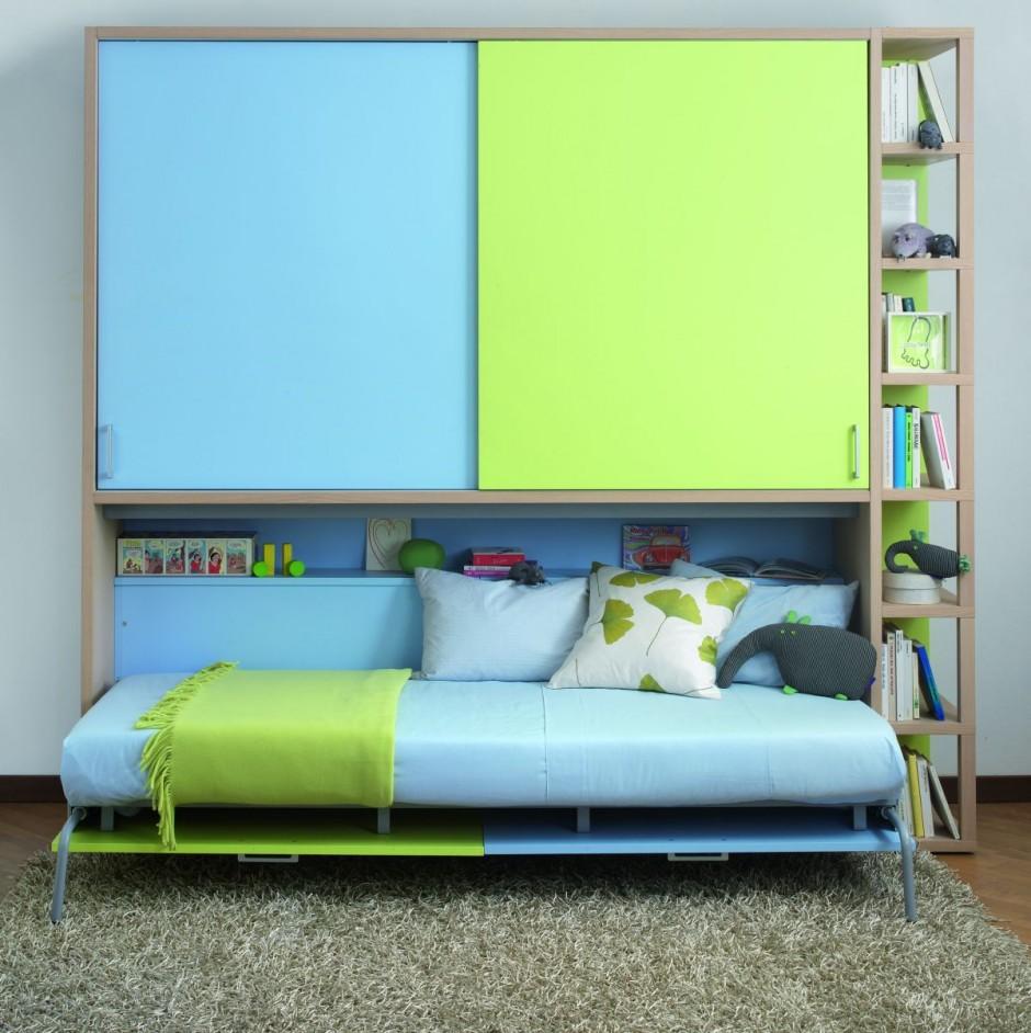 Мебель трансформер — хороший выбор при малой площади