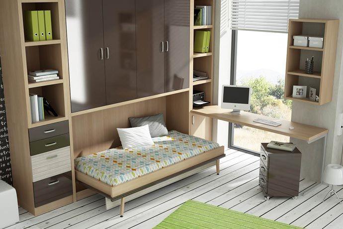Механизм горизонтальной шкаф кровати