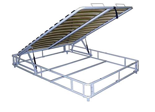 Металлическая основа для кроватей с подъемным механизмом